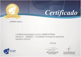 Certificado de Calibração BTC
